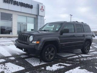 Used 2017 Jeep Patriot 75th Anniversary for sale in Lethbridge, AB