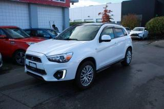 Used 2015 Mitsubishi RVR GT for sale in Nanaimo, BC