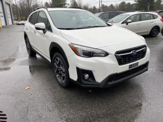Used 2019 Subaru XV Crosstrek **Limited** CVT for sale in Victoriaville, QC