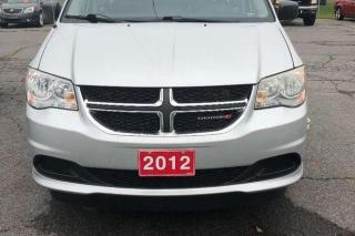 Used 2012 Dodge Grand Caravan SE/SXT **WHEELCHAIR ACCESSIBLE** for sale in Morrisburg, ON