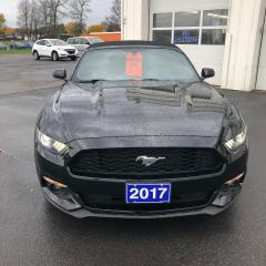 Used 2017 Ford Mustang V6 for sale in Morrisburg, ON