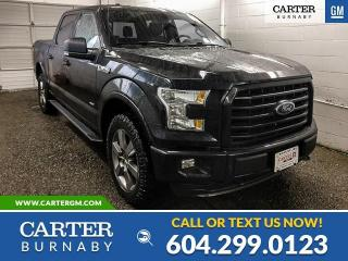 Used 2015 Ford F-150 XLT for sale in Burnaby, BC