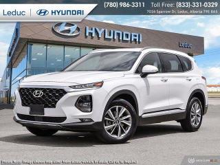New 2020 Hyundai Santa Fe ESSENTIAL for sale in Leduc, AB
