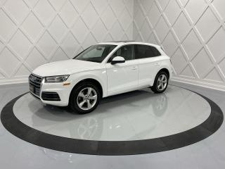 Used 2019 Audi Q5 45 Progressiv PROGRESSIV| AWD| NAVIGATION| PANO RF for sale in Vaughan, ON