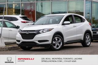 Used 2016 Honda HR-V LX FWD AUBAINE FWD AUTO AC MAGS BLUETOOTH CAM RECUL++ for sale in Lachine, QC