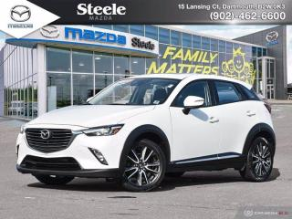 Used 2017 Mazda CX-3 GT for sale in Dartmouth, NS