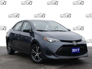 Used 2017 Toyota Corolla for sale in Tillsonburg, ON
