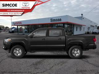 New 2021 Toyota Tacoma TRD Sport Premium  - $350 B/W for sale in Simcoe, ON