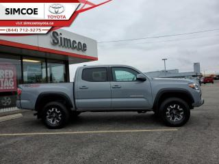 New 2021 Toyota Tacoma TRD Off-Road  - $344 B/W for sale in Simcoe, ON