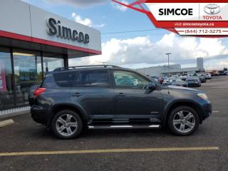 Used 2008 Toyota RAV4 Sport for sale in Simcoe, ON