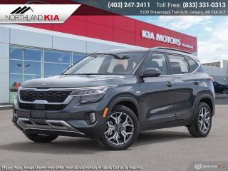 New 2021 Kia Seltos EX PREMIUM for sale in Calgary, AB