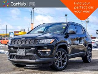 New 2021 Jeep Compass 80th Anniversary Edition Navigation Blind Spot Remote Start Leather Bluetooth 19