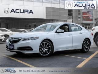 Used 2016 Acura TLX Tech for sale in Burlington, ON