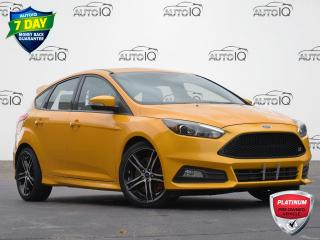Used 2016 Ford Focus ST for sale in Waterloo, ON