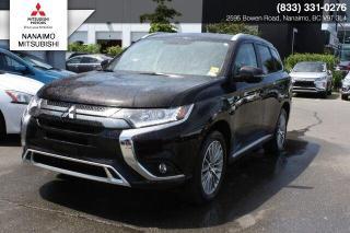 Used 2020 Mitsubishi Outlander Phev SE for sale in Nanaimo, BC