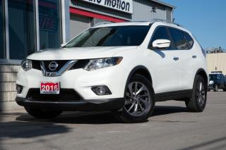 Used 2016 Nissan Rogue AWD BACKUP CAM HEATED SEATS PANO SUNROOF for sale in Chatham, ON