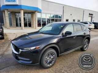 New 2021 Mazda CX-5 GS for sale in Steinbach, MB