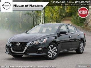 New 2020 Nissan Altima 2.5 S for sale in Nanaimo, BC