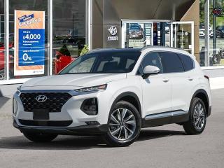 New 2020 Hyundai Santa Fe Preferred 2.4 w/Sun & Leather Package for sale in Huntsville, ON