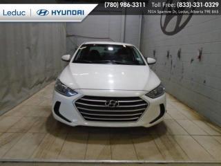 Used 2017 Hyundai Elantra GL for sale in Leduc, AB