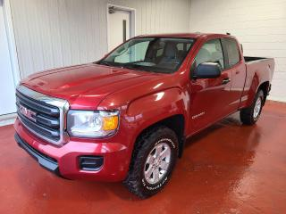 Used 2016 GMC Canyon 4WD for sale in Pembroke, ON
