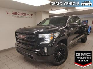 New 2021 GMC Sierra 1500 ELEVATION for sale in Burlington, ON