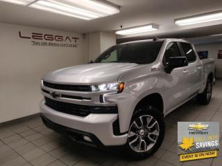 New 2021 Chevrolet Silverado 1500 RST for sale in Burlington, ON