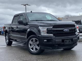 Used 2019 Ford F-150 Lariat LEATHER HEATED SEATS/ STEERING, REVERSE CAMERA for sale in Midland, ON