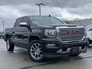 Used 2018 GMC Sierra 1500 Denali HEATED LEATHER SEATS, NAVIGATION for sale in Midland, ON