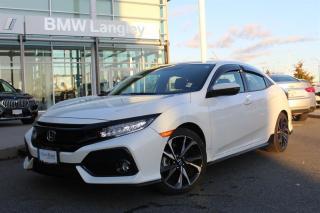 Used 2017 Honda Civic Hatchback Sport Touring HS CVT for sale in Langley, BC