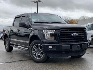 Used 2016 Ford F-150 XLT HEATED SEATS, TOUCH SCREEN for sale in Midland, ON