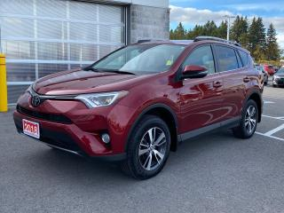 Used 2018 Toyota RAV4 XLE AWD-DEALER SERVICED! for sale in Cobourg, ON