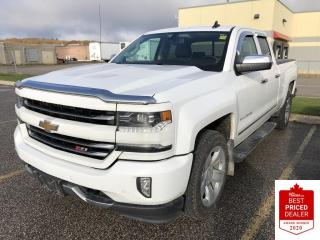 Used 2018 Chevrolet Silverado 1500 LTZ Z71 5.3L 4X4 HEATED SEATS/STEERING WHEEL NAV for sale in Orillia, ON