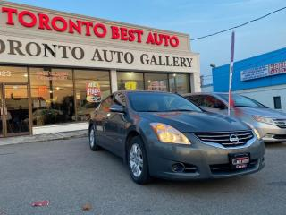 Used 2010 Nissan Altima 4dr Sdn I4 eCVT Hybrid ONE OWNER! LOW KM! for sale in Toronto, ON
