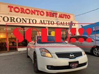 Used 2009 Nissan Altima SOLD SOLD SOLD! for sale in Toronto, ON