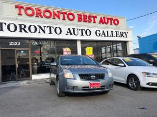 Used 2010 Nissan Sentra 4DR SDN I4 2.0 for sale in Toronto, ON