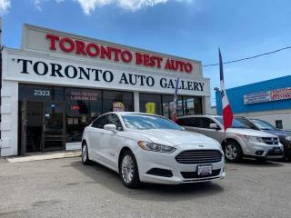 Used 2013 Ford Fusion Hybrid 4dr Sdn Hybrid SE FWD ONE OWNER! for sale in Toronto, ON