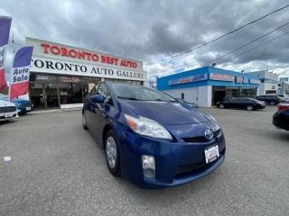 Used 2011 Toyota Prius 5DR HB for sale in Toronto, ON