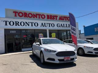 Used 2014 Ford Fusion Hybrid 4dr Sdn SE Luxury PLUG IN! ONE OWNER! for sale in Toronto, ON