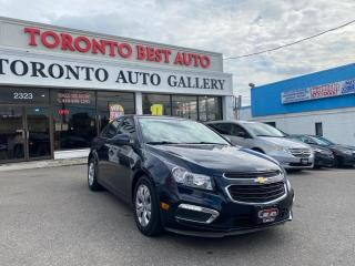 Used 2016 Chevrolet Cruze 4dr Sdn LIMITED LT w/1LT for sale in Toronto, ON