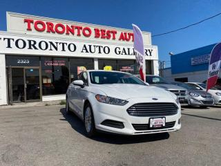 Used 2014 Ford Fusion Hybrid S FWD ONE OWNER! NO ACCIDENT! for sale in Toronto, ON