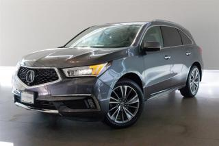 Used 2017 Acura MDX Elite for sale in Langley City, BC