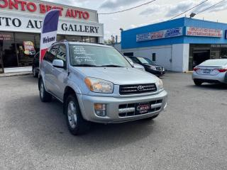 Used 2003 Toyota RAV4 4Dr 4WD for sale in Toronto, ON