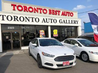 Used 2014 Ford Fusion Hybrid S FWD ONE OWNER! NO ACCIDENT! WELL MAINTAINED! for sale in Toronto, ON