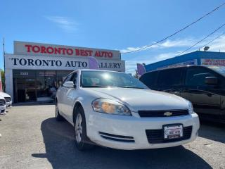 Used 2008 Chevrolet Impala 4DR SDN LS for sale in Toronto, ON