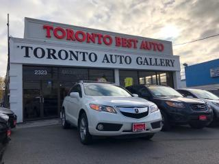 Used 2015 Acura RDX AWD 4dr Tech Pkg LEATHER SEAT! NAV! SUNROOF! for sale in Toronto, ON