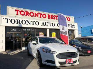 Used 2014 Ford Fusion Hybrid S FWD NO ACCIDENT! ONE OWNER! for sale in Toronto, ON