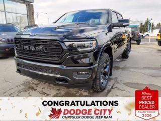 New 2021 RAM 1500 Limited for sale in Saskatoon, SK