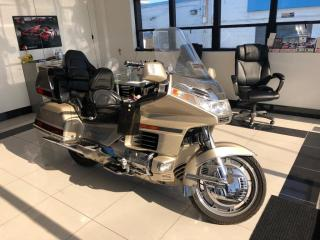 Used 1998 Honda Legend GOLDWING GL1500 SE  VIDEO CALL 416-723 58 49 for sale in Toronto, ON