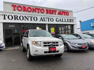 Used 2011 Ford Escape FWD 4dr Hybrid AS IS for sale in Toronto, ON